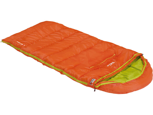High Peak Bella Slaapzak Kinderen, orange/lime